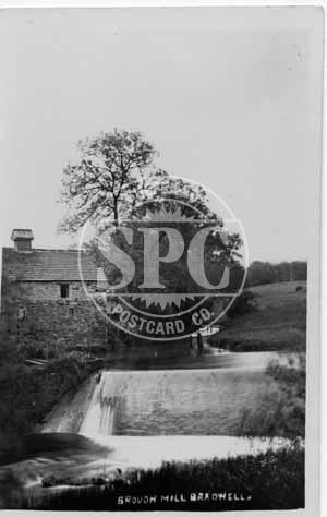 spc00450: Brough Mill, Bradwell, Sheffield