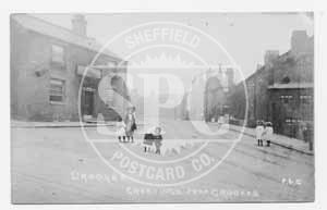 spc00453: Crookes, Sheffield
