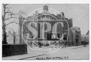 spc00456: Wesley Hall, Crookes, Sheffield