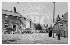 spc00457: Crookes, Sheffield