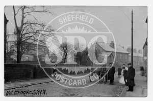 spc00458: Old Crookes, Sheffield