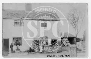 spc00460: Old Crookes, Sheffield