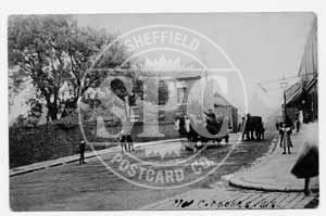 spc00461: Old Crookes, Sheffield