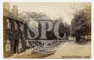spc00471: Whiteley Cottages, Sheffield