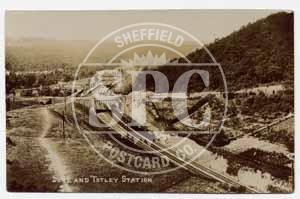spc00472: Dore & Totley Station, Sheffield