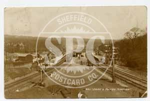 spc00473: Dore & Totley Station, Sheffield