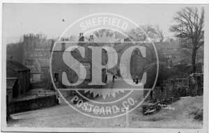 spc00480: The Old Horn Pub, Bradfield, Sheffield