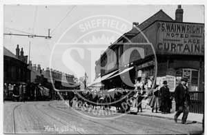spc00487: Heeley Bottom, Sheffield
