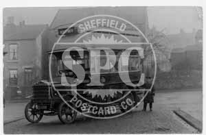 spc00491: Heeley Bus, Sheffield