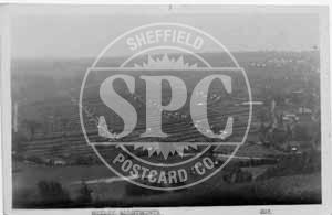 spc00495: Heeley Allotments, Sheffield