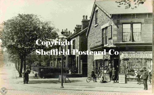 spc528: Uncaptioned (Chippinghouse Rd / Abbeydale Rd Junction)