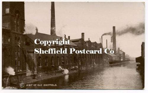 spc532: A bit of Old Sheffield (river Don)