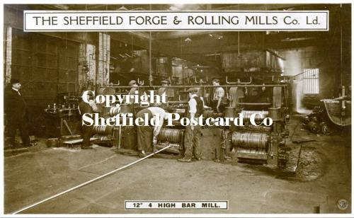 spc544: Sheffield Forge & Rolling Mills (High Bar Mill)
