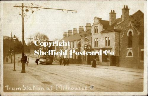 spc603: Tram Station at Millhouses