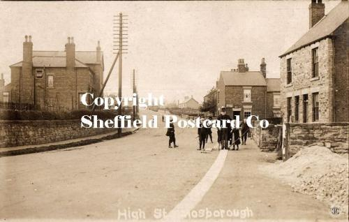 spc611: High Street Mosborough.