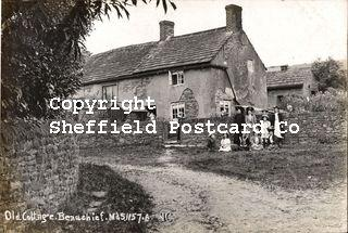spc649: Old Cottage Beauchief. M&S1157A, (Folds Farm)