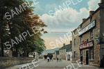 spc00119: Hope Village, Derbyshire (Colour)